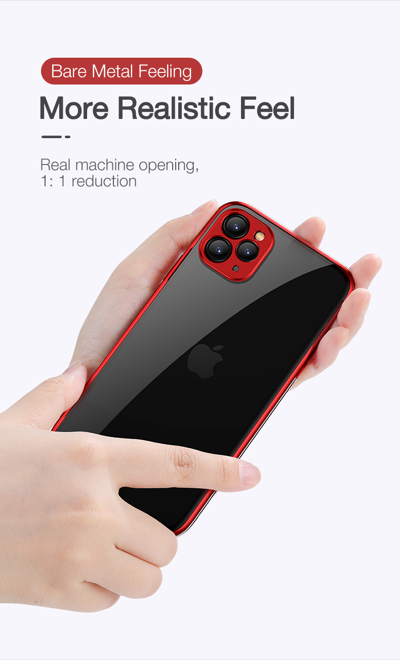 plating case for iPhone 11 pro max cover (10)