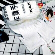 12 шт. белые рабочие толстые хлопковые рабочие хлопчатобумажные ткани тонкие средние и толстые этикеты Wenwan качественные перчатки для проверки
