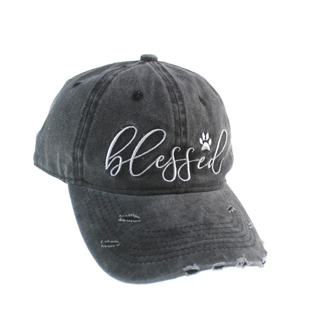 Купить мужские бейсболки с вышитыми буквами хлопковая кепка хвостом