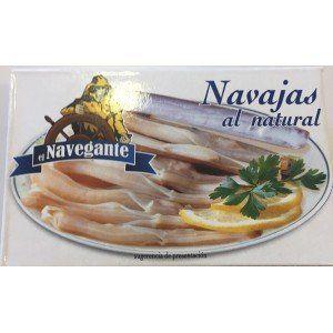 Navajas Al Natural El Navegante 111 G