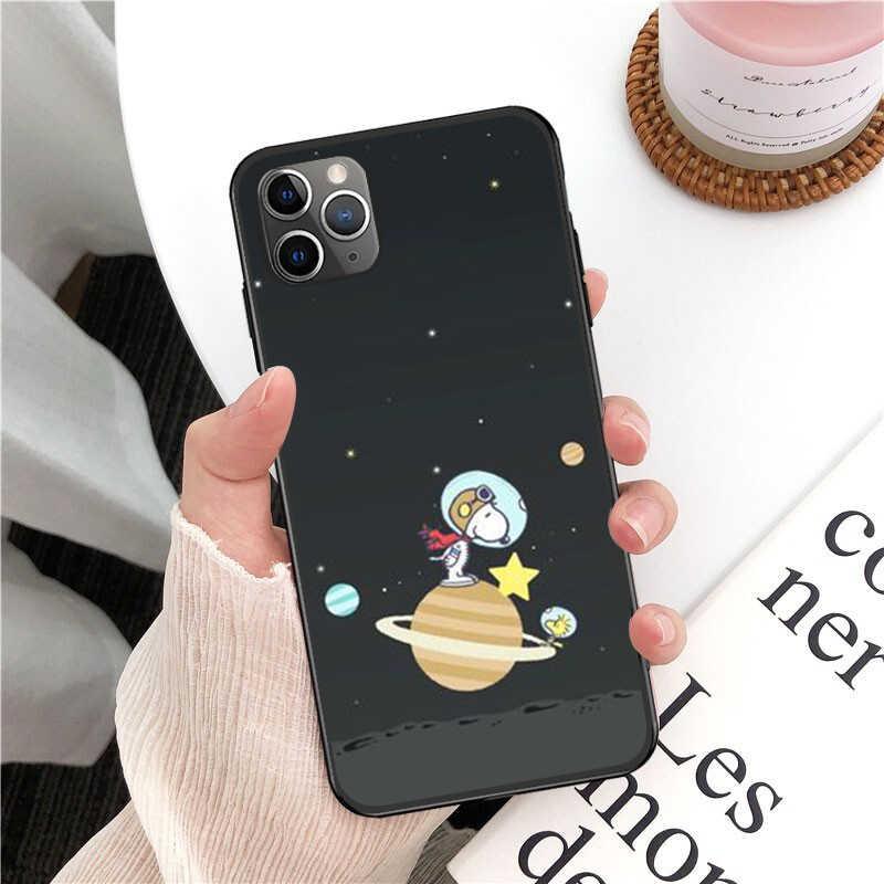 Per Il Iphone 11 Cucciolo di Cane Arachidi Del Telefono Morbida Fundas per Il Iphone 11 Pro Xs Max 8 7 6 6S più di X 5 5S Se Xr per Il Caso di Iphone 11