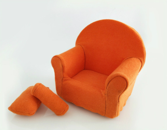 Baby Sofa Newborn Photography Posing Props Infant Shooting Accessory Photo Studio Auxiliary Props Various Colors