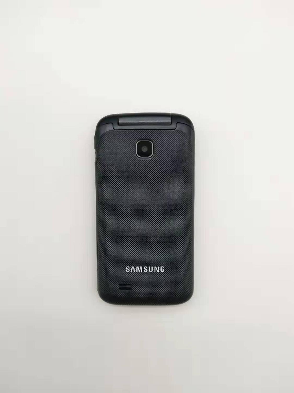 100% teléfono móvil Original desbloqueado SAMSUNG C3520 teclado Inglés ruso y un año de garantía envío gratis - 3
