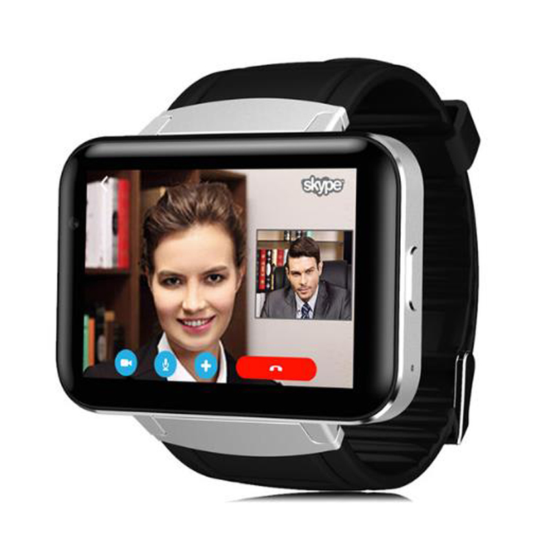 DeaGea DM98 3G Smart Uhr Android Smartwatch Mit Kamera Bluetooth Wifi GPS Uhr <font><b>SIM</b></font> Karte Video Anruf Wrist Uhr handy image