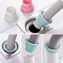 Ring-Washing-Machine Sealing-Plug Sewer-Pipe Floor-Drain Anti-Odor Silicone Pool Deodorant