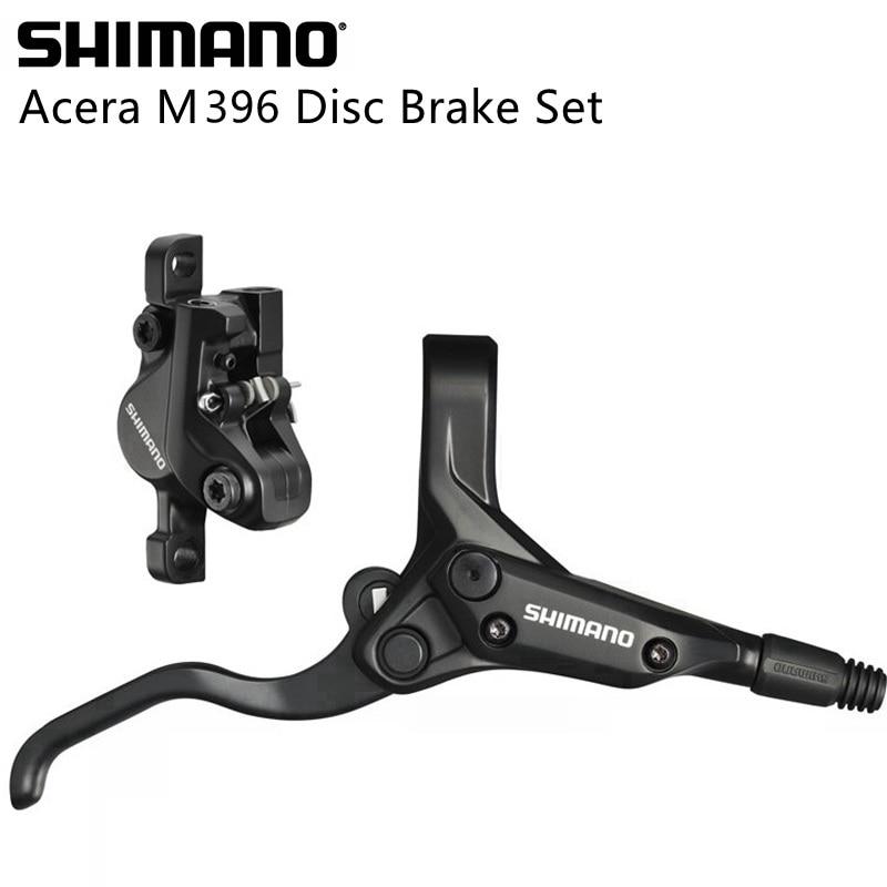 BR-M395 Black Scheibenbremse Discbrake links 700mm Shimano BL-M396