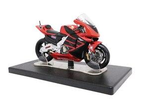 Image 4 - ליאו מודלים 1/18 הונדה NSR500 מבחן ולנסיה 2000 Yamaha YZR דוקאטי Desmosedici GP12 Aprilia RSW250 מבחן Jerez 1999 GP125 WC1995