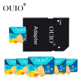 Micro SD TF Card 8GB 16GB 32GB 64GB Class 10 Flash Memory Microsd Card High Quality TF Card Micro SD Cards for Smartphone laptop image
