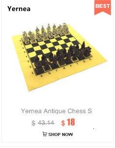 high-end puzzle jogo de xadrez yernea