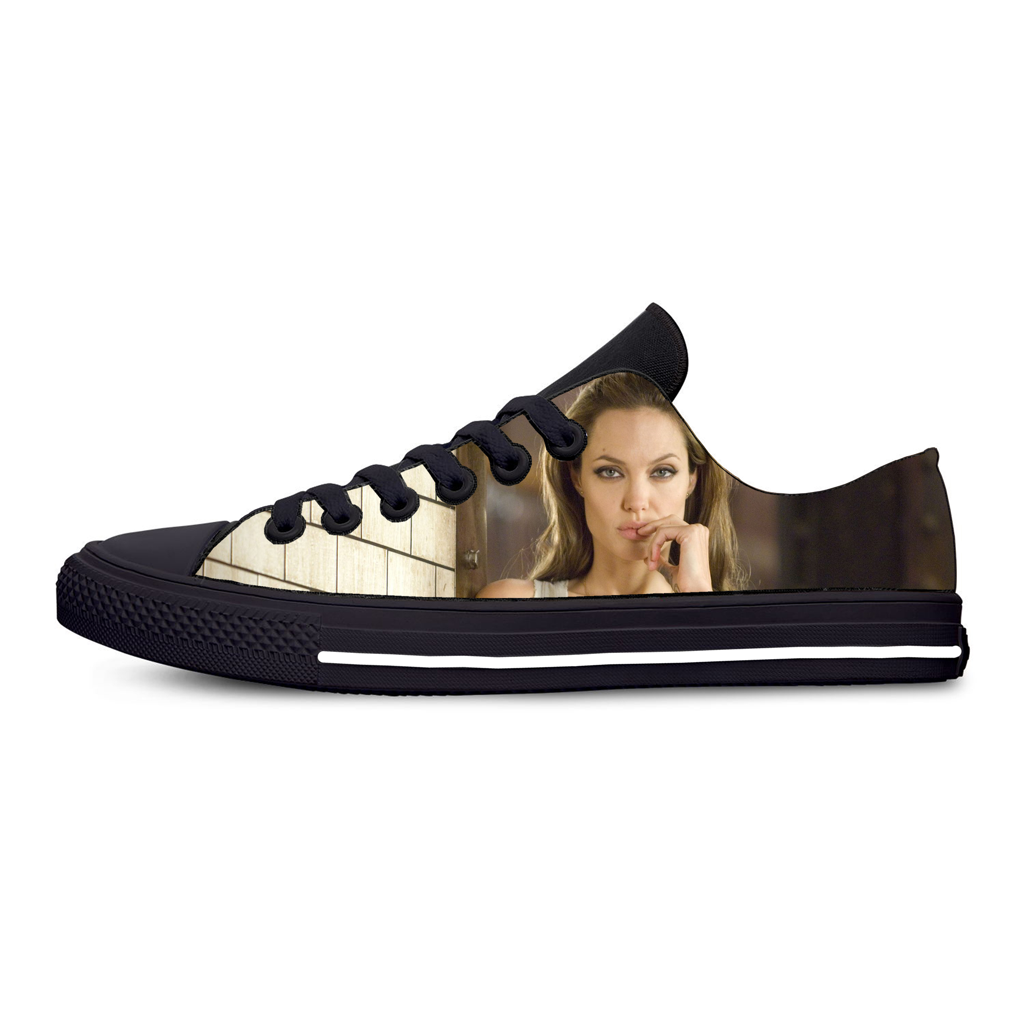 Fashion Casual Canvas Shoes Lace