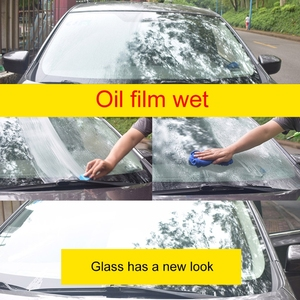 Image 5 - 자동차 자동차 유리 연마 Degreaser 클리너 오일 필름 깨끗한 폴란드어 붙여 넣기 욕실 창 유리 앞 유리 윈드 스크린