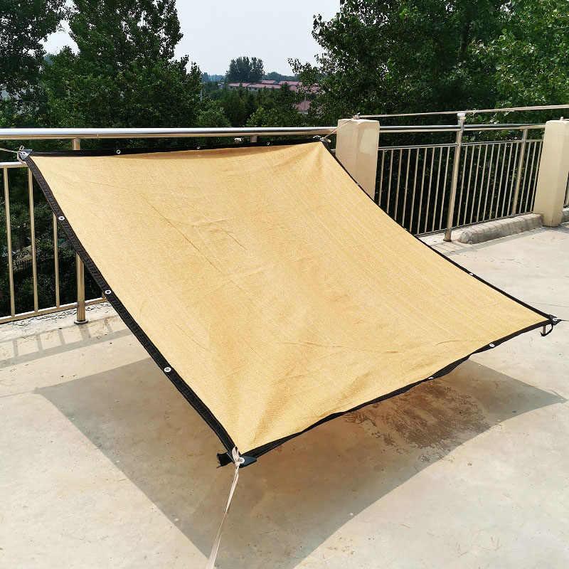 new balcony sun shade sail yard