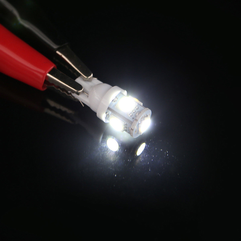 13Pcs White LED Lights Kit for Car Stock Interior /& Dome /& License Plate Lamps