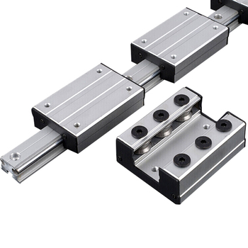 Frees hipping 1pcs External dual-axis linear guide slider LGD6 linear rail or LGB6 linear guide slider for CNC linear rail 1pcs mgn12 l350mm linear rail 1pcs mgn12c