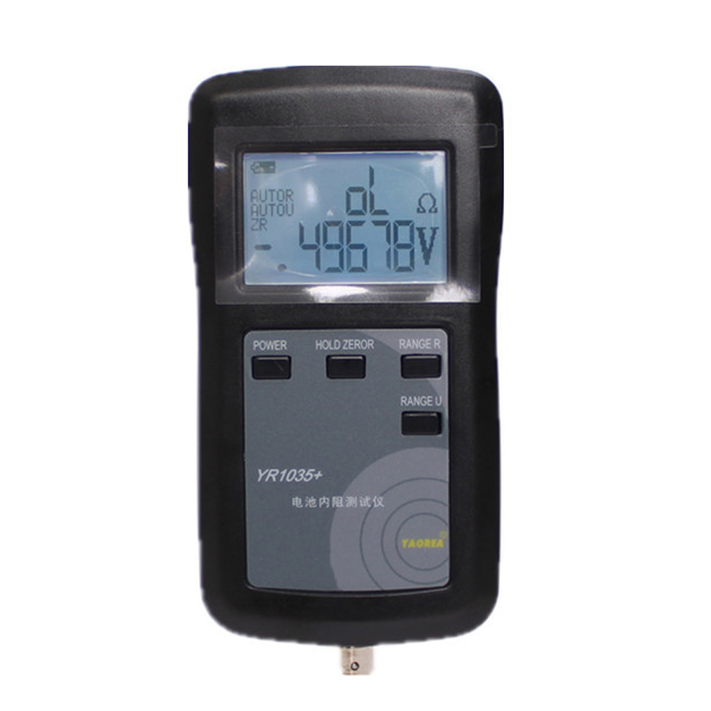 High Accuracy Fast Yr1035 Lithium Battery Internal Resistance Test Instrument 100v Electric Vehicle Group 18650