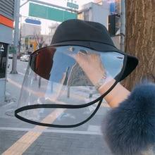 متعددة الوظائف غطاء رأس واقي مكافحة البكتيرية واقية قبعة حماية العين مكافحة الضباب يندبروف قبعة مكافحة اللعاب واقي الوجه غطاء
