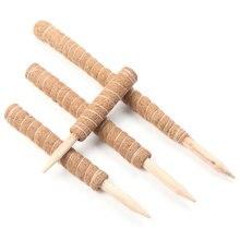 Удлинитель coir для кокосового альпинизма палочка поддержания