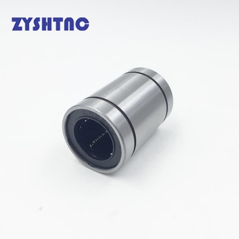 4x  linear slide guide Cylinder shaft 30mm rod SC30UU SCS30UU bearing blocks