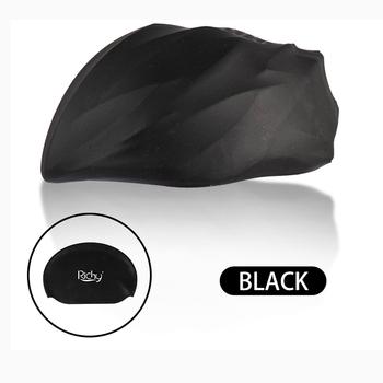 Kaski osłona przeciwdeszczowa kaski rowerowe kaski ochronne wodoodporny żel silikonowy pokrywa kaski osłona przeciwdeszczowa tanie i dobre opinie NONE Other (Dorośli) mężczyźni CN (pochodzenie) Helmets Rain Cover
