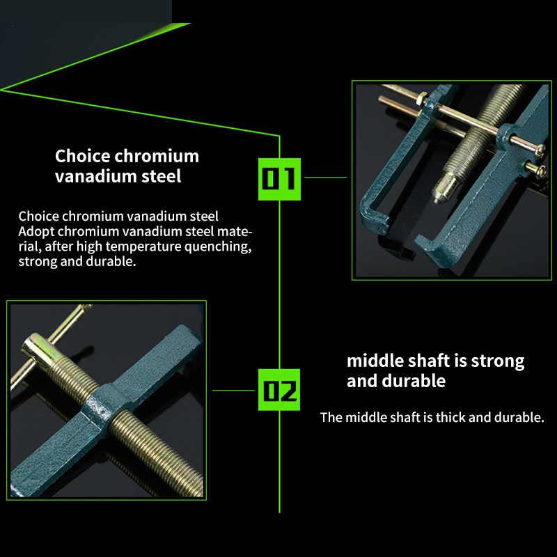 3 zoll 2 Kiefer Getriebe Puller Mechaniker Lager Lenkrad Remover Extractor-Tool Lager Extractor Puller Dunst Reparatur Werkzeuge
