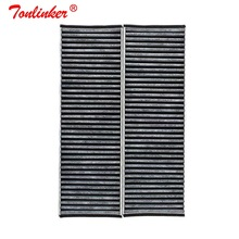 цена на Cabin Filter OEM 4F0819439 For Audi A6 C6 2004-2011/A6 Avant C6 2005-2011/A6 Allroad C6 2006-2011 Model 1Pcs Built Carbon Filter