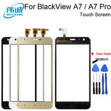 WEICHENG 5.0''For BlackView A7 / A7 Pro Touch Screen Lens Sensor Touch
