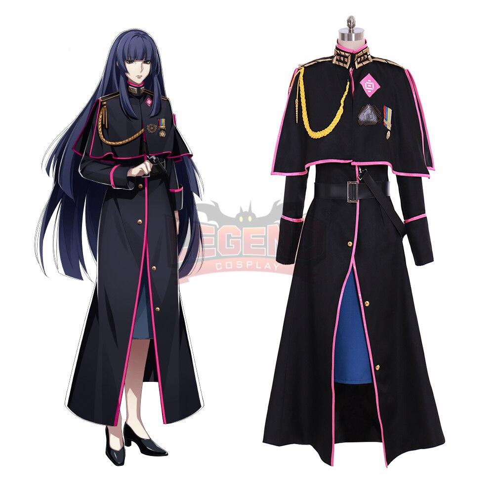 Anime Hypnosis Mic Otome Tohoten Cosplay Costume halloween costume custom made