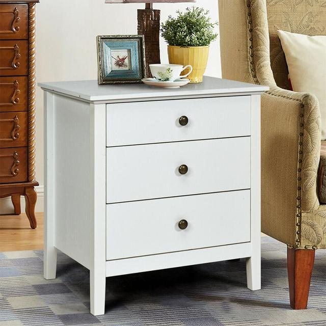 Accent Table Organizer W/3 Drawers  4