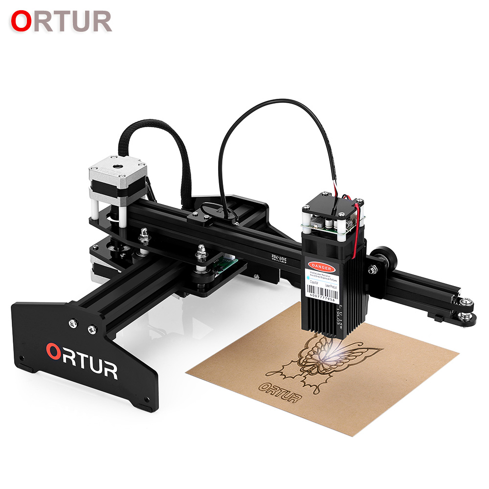 Ortur Laser Engraver 7/15/20W Personal CNC Laser Cutter Engraver DIY Laser Logo Printer For Metal Engraving Machine Tools