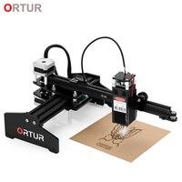 Ortur Laser Engraver 7/15/20W Personal CNC Laser Cutter Engraver DIY Laser Logo Printer For Metal Engraving Machine Tools
