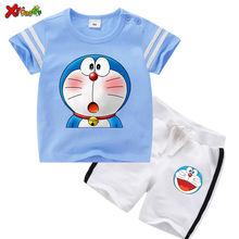 Одежда для маленьких мальчиков комплекты одежды модные малышей