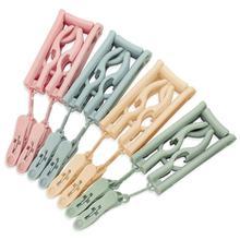 Дорожная складная вешалка для одежды многофункциональная Нескользящая вешалка для одежды портативная противоскользящая вешалка с зажимом для путешествий