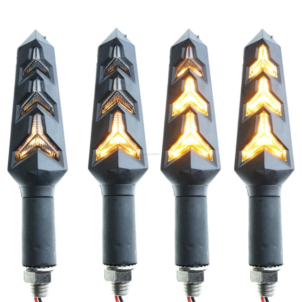 LED moto rcycle cubrir luces para moto Honda 250R Cbr Ducati Monster 1200 Ktm 1290 manija de Bmw R 1200 Gs Lc Cb600