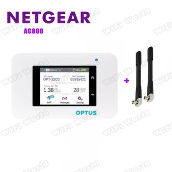 Netgear Aircard 800S (AC800S) mobilny Hotspot LTE Cat 9 + 2 szt Anten tanie i dobre opinie Huawei wireless Zewnętrzny Zdjęcie
