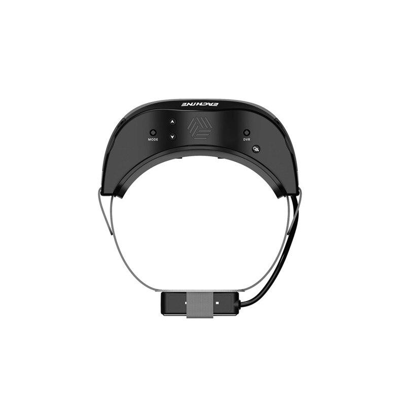Eachine EV300D 1280*960 5.8G 72CH double vraie diversité HDMI FPV lunettes intégré DVR focale réglable FPV lunettes - 6