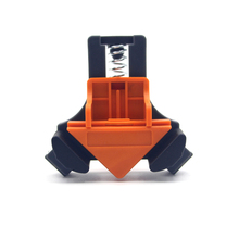 цены 1pc Angle Clamps Carpenter Tools Pipe Clamp Fixing Clips 90 Degree Right Angle Picture Frame Corner Clamp Woodworking Hand Tool