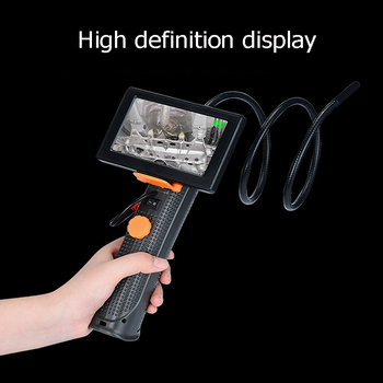 4.3 Inch Large Screen HD Endoscope Vehicle Maintenance Tool Pipe Maintenance Tool Microscope Magnifying Glass