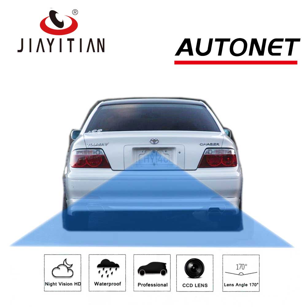 JIAYITIAN Rear View Camera For Toyota Chaser/For Toyota Verossa Fish Eye CAM HD/CCD/Night Vision/Backup Reverse Parking Camera