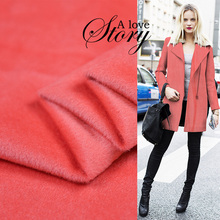 Special Sales High Quality 100% Wool Overcoat Fabric Fall and Winter Coat