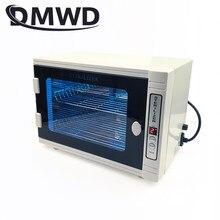 DMWD UV stérilisateur boîte de désinfection Mini Ozone désinfection armoire dentaire lampe ultraviolette stérilisation ongles nettoyant 110V 220V
