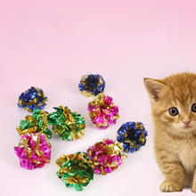 Kawaii Cute Solid Color Wear Resistant PP Squeak Toys for Pet Cat Amusement Intelligent Training Pet Toys Pet Supplies Gifts solid color wood wear resistant durable chew toys for pet cat amusement intelligent cat toys interactive pet supplies kitten