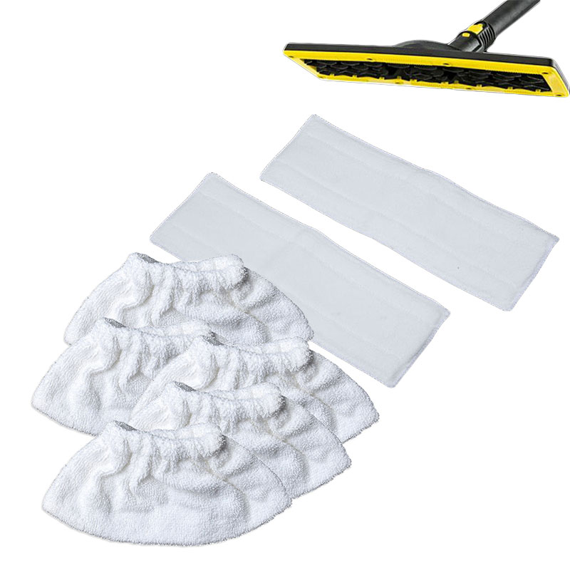 Floor Cloth Brush Cover For KARCHER EASYFIX SC1 SC2 SC3 SC4 SC5 Steam Cleaner Home Cleaning Accessories Vacuum Cleaner Parts