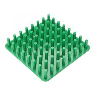 Image 3 - 64 Holes Empty Capsule Filler Powder Spreader Plates Capsules Filling Manual Machine Tools 0#
