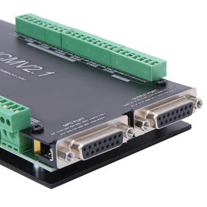 Image 5 - NVCM 5 Axle CNC Controller MACH3 USB Interface Board Card for Stepper Motor High Quality