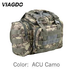 Image 4 - 15L 다기능 군사 전술 숄더 가방 600d 옥스포드 메신저 가방 야외 등산 사냥 하이킹 낚시 여행 포켓