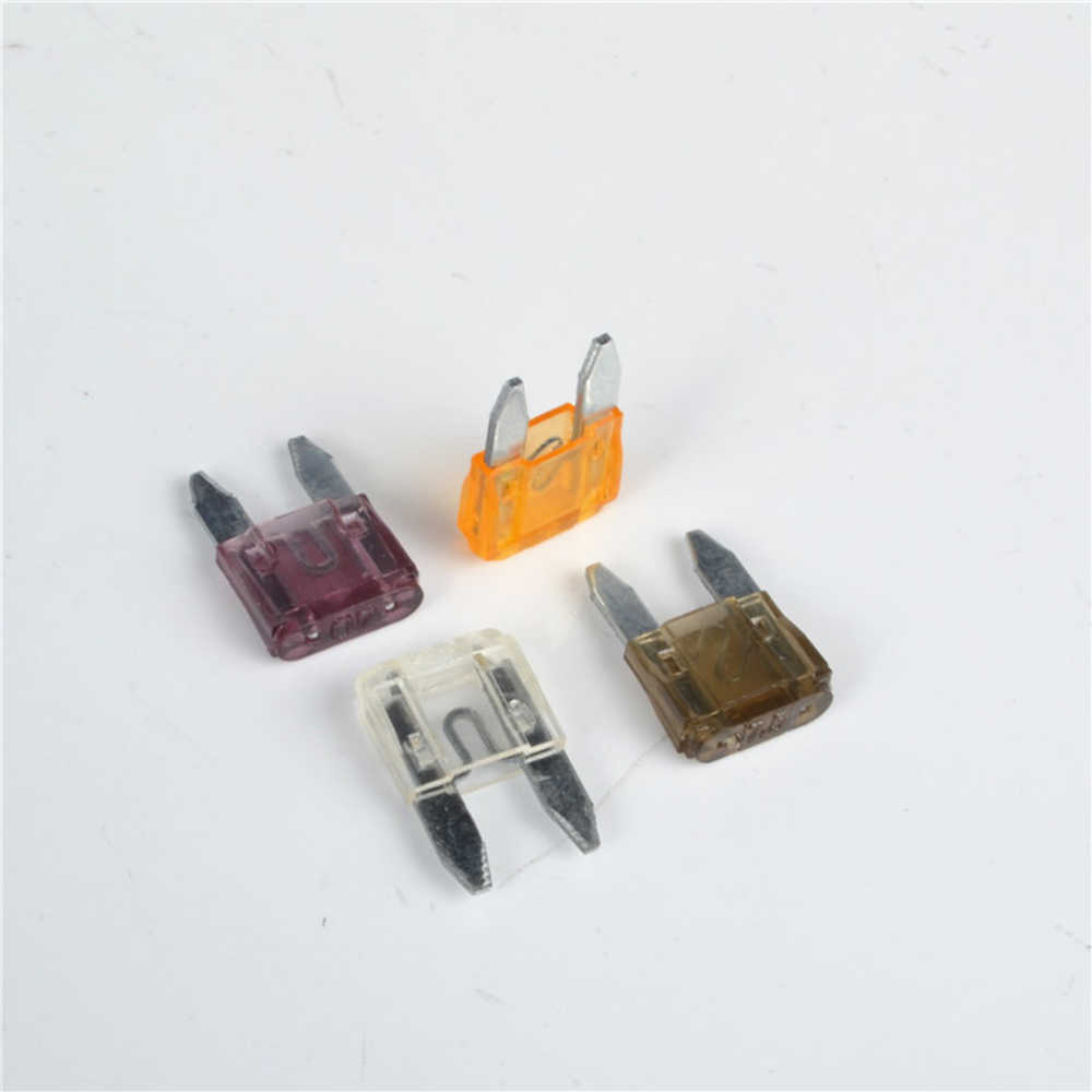 Mini Sekering Mobil Motor Truk Blade Fuse 3A 5A 7.5A 10A 15A 20A 25A 30A 35A 40A