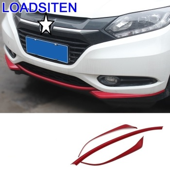Auto Automobile Modified Automovil Front Rear Bumper Exterior Car Styling Accessory Mouldings Covers 15 16 17 18 FOR Honda Vezel