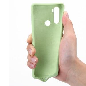 Оригинальный жидкий силиконовый чехол для телефона Redmi note 8 7 Pro 8A 7A 6A 6 Go K20 Pro Чехол для Xiaomi Mi A3 A2 Lite A1 9 8 5X 6X CC9