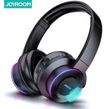 Joyroom Bluetooth אוזניות היברידי פעיל רעש מבטל אוזניות 40 שעות למשחק Bluetooth 5.0 אוזניות מגע שליטה