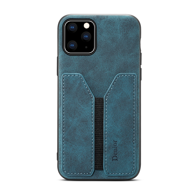 Deluxe Leather Card Holder Case for iPhone 11/11 Pro/11 Pro Max 17